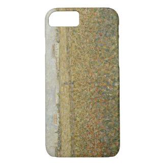 Georges Seurat - La Luzerne, Saint-Denis iPhone 7 Case