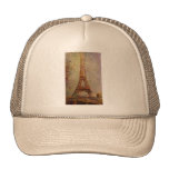 Georges Seurat's Painting: The Eiffel Tower (1889) Cap
