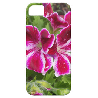 Geraniums Barely There iPhone 5 Case