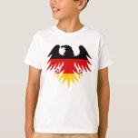 German Eagle Crest Tshirts