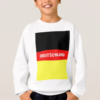 Germany Flag with wording Tee Shirt