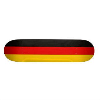 Germany, Germany, Germany 21.6 Cm Old School Skateboard Deck
