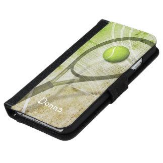 Get a Grip Women's Tennis iPhone 6 Wallet Case