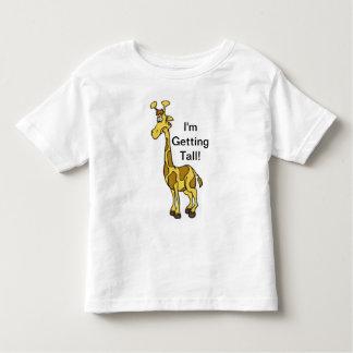 Getting Tall Giraffe Tshirt