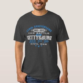 Gettysburg Battle 150 Anniversary Tshirt