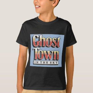 Ghost Town in the Sky Amusement Park Maggie Valley Tees