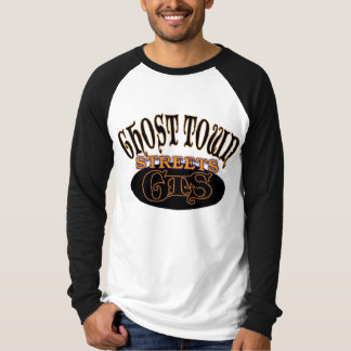 Ghost Town Streets Basic Long Sleeve jersey Tshirts