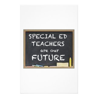 GIFTS FOR SPECIAL ED TEACHERS CUSTOMISED STATIONERY