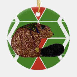 Gilwell Beaver Chevron Ornament