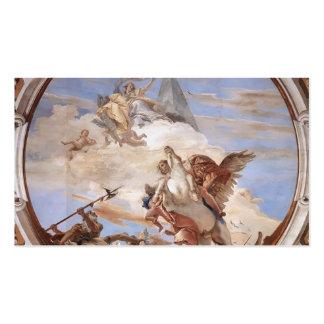 Giovanni Battista Tiepolo: Bellerophon on Pegasus Pack Of Standard Business Cards