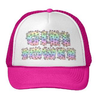 Girl Power Sparkles hat