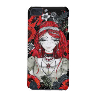 Girl with poppies iPod touch 5G case