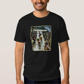 Giro 1912 Italy gifts for cyclists Tee Shirt
