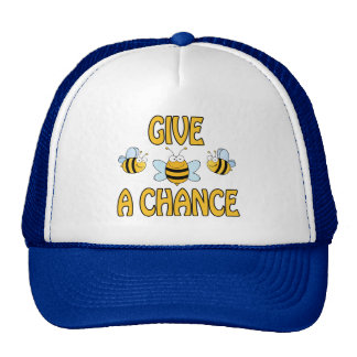 Give Bees A Chance Cap