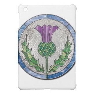 Glass Thistle Case Ipad case