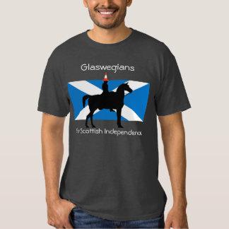 Glaswegian Scottish Independence T-Shirt