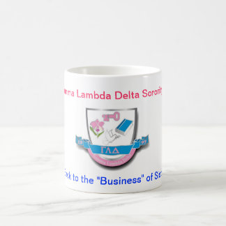 "GLD ""Back to Business"" Mug"