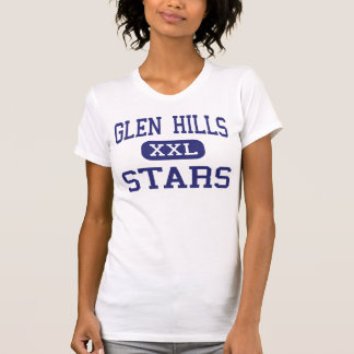 Glen Hills Stars Middle Glendale Wisconsin T Shirts