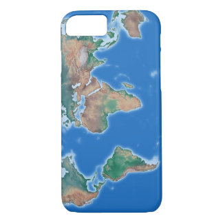 Global Cell Phone World Map iPhone 7 Case