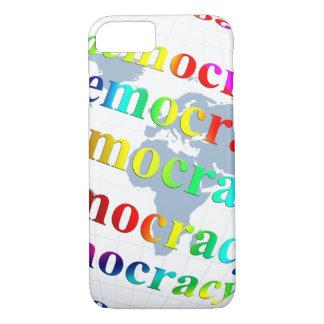 Global Democracy iPhone 7 Case