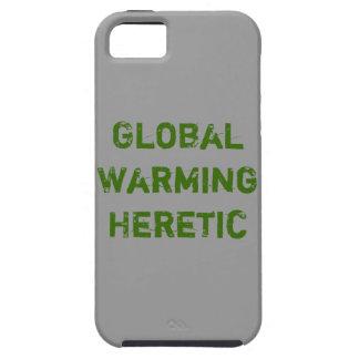 Global Warming Heretic iPhone Case