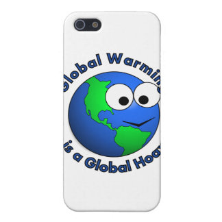 Global Warming is a Global Hoax Case For iPhone 5/5S