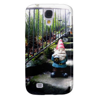 Gnome Stairs Galaxy S4 Case