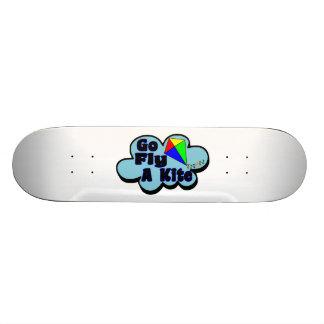 Go Fly A Kite 21.6 Cm Skateboard Deck