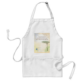 Go With Your Own Glow Accessories Standard Apron