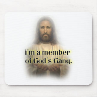 gods gang mouse pad
