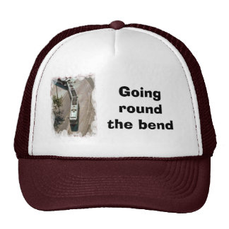 Going round the bend cap