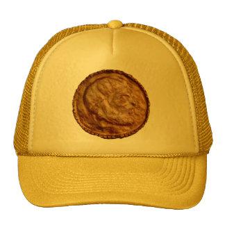 Gold Cast Coin - Ancient Look Cap