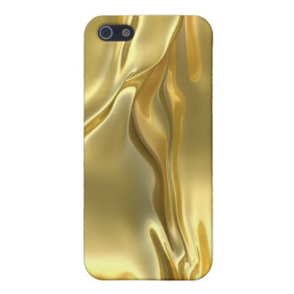 Gold iPhone 5/5S Cover