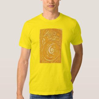 Gold Vine Stylish T-Shirt
