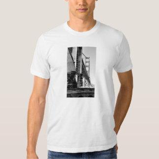 Golden Gate Bridge Construction Shirts