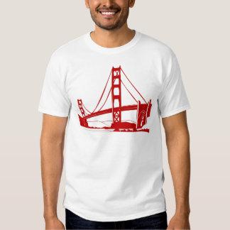 Golden Gate Bridge - San Francisco, CA Tees