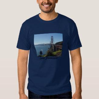 Golden Gate Bridge T Shirt