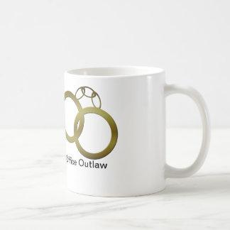 Golden Handcuffs Coffee Mug