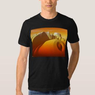 Golden Peaks T Shirts