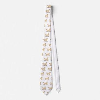 Golden Retrievers Tie