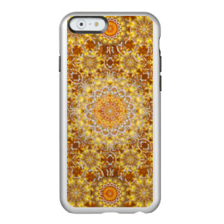 Golden Visions Mandala Incipio Feather® Shine iPhone 6 Case