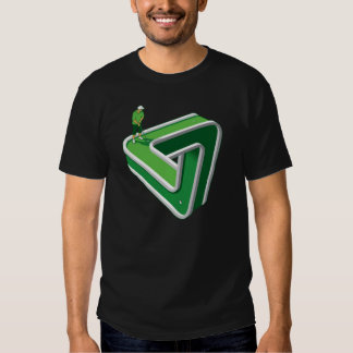 Golf Player Illusion T Shirt