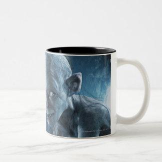 Gollum in Cave Two-Tone Mug