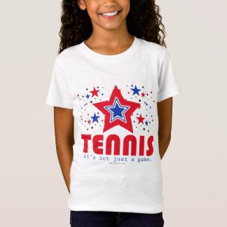 Golly Girls Patriotic USA Stars Tennis T Shirt