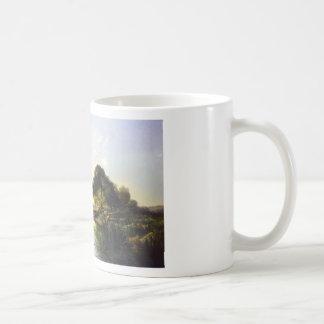 Gone Fishing Basic White Mug