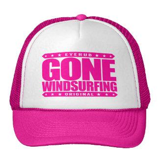 GONE WINDSURFING - I'm Fearless Skilled Windsurfer Cap