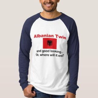 Good Looking Albanian Twin Tees