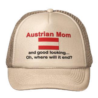 Good Looking Austrian Mom Cap