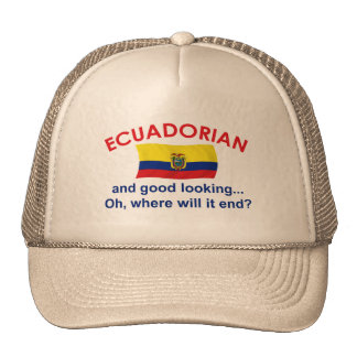 Good Looking Ecuadorian Cap