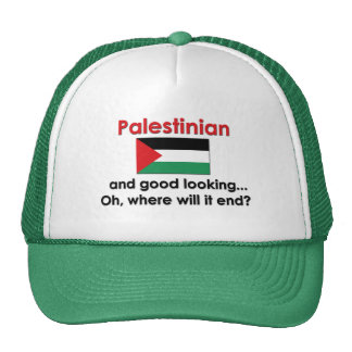 Good Looking Palestinian Cap